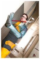 Gordon Freeman - 02 - by Outlanders