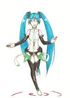 Miku Append by MESS-Anime-Artist