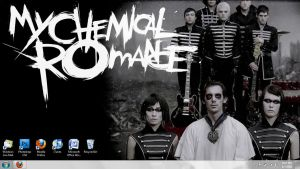 My Chemical Romance by Guitarfreak8810