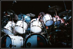 Neil Peart by sandwedge