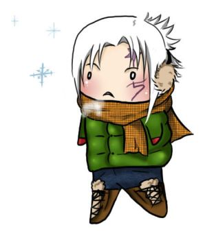 Winter Time Allen by kayts99