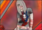 Harley Quinn Fan by JayMaverick