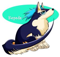 Cute Lil'Repede by BrandedSage