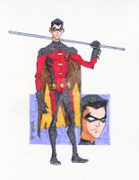 Robin III YJ Request by SMLtheGRartist