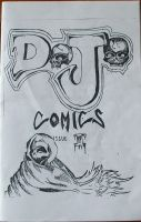 Dojo Comics '06-07' Issue 2 by fanaticman