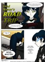 Dead Master's Road Trip page 1 by ArthurT2013