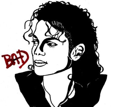 Michael Jackson: Bad by bewitched1870