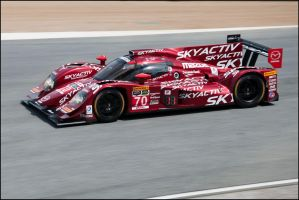 SpeedSource Mazda Prototype by SharkHarrington