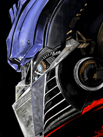 Optimus Prime by MickyDuff