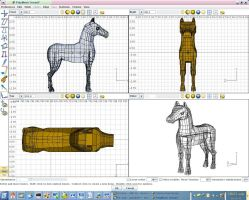 Latest Horse In PME Editor by Gymnart