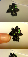 Toothless the miniature dragon by xNIR0x