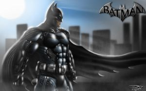Batman by Unreal-Forever