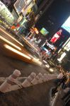 Times Square at Night by ALostSoul1990