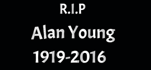 R.I.P Alan Young 1919-2016 by EarWaxKid