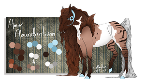 .:Reference Sheet - Amar Abundantiam:. -2014- by xRhythmOfLove