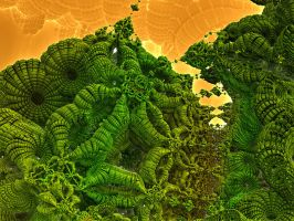 A fractal for Lovecraft (2) by PhotoComix2