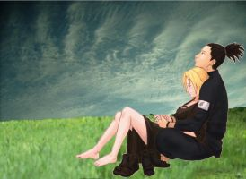ShikaTema - Clouds by The-Light-Source