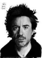 Robert Downey Jr (Digital) by rj700