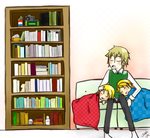 APH: BEDTIME STORY DREAMS by KAGEnoSORA