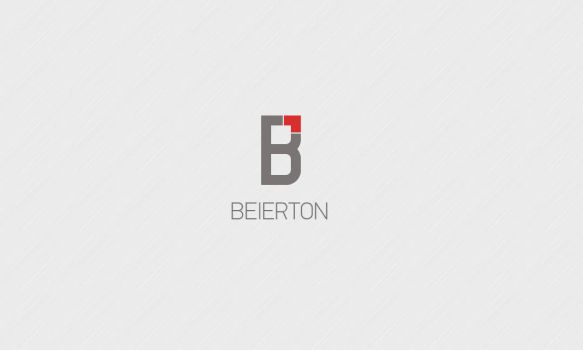 Beierton Logo Design (Client Work) by sadykov