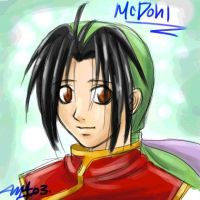 McDohl - Welcome Pic by suikoden-club