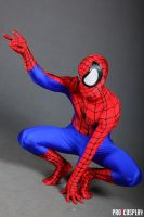 Ultimate Spider man by TheAwesomeSpin