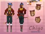 Chiyo char-sheet by StormFedeR