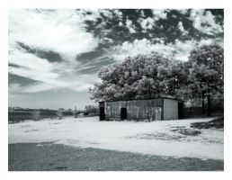 IR Test - Shed by DVeditor