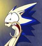 AT : Surprised Sonic by adamis