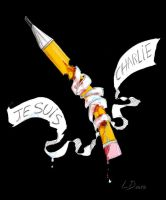 je suis charlie by thereina