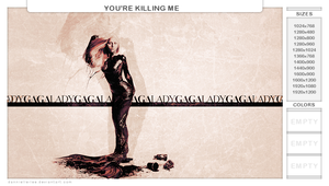 you're killing me by dannielle-lee