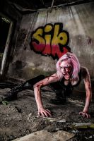Living Dead Girl 6 by BrianShannow