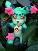 Mother Nature Needle Felt by LeiliaClay