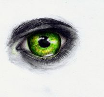 Eye Practice by NemeaBeing