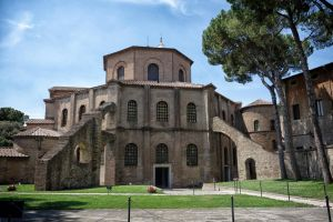 San Vitale in Ravenna by rhipster
