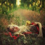 Sleeping beauty by AnitaAnti