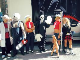 Soul Eater Cosplay by ShinjiRHCP