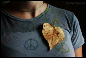 Peace, Love, Happiness by marlenarnewcomb