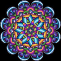 Mandalas by thirdeyephoto