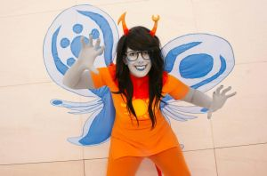 Thief of Light [Vriska Serket] by Lexa-Yume