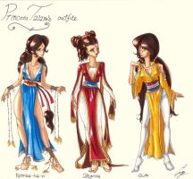 Talam Outfits by Empnezz