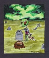 """""""The Zombie's Forgotten Name"""" by OverlordMortiroth"""