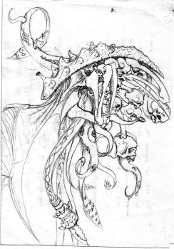 Cthulu thing by mr-crowley666
