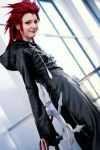 Kingdom Hearts Axel - Light by TheCarebearFag