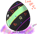 Mystery Egg Adopt [Closed] by Delistasonda