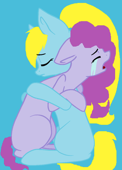 Hannelore and Topaz mourning by sonicteam10892