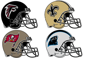 NFC South by Jae500