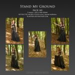 Stand My Ground Pack 140 by Elandria