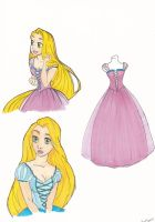 More Rapunzel by Lewis-James