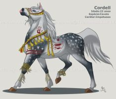 Cordell by filhotedeleao